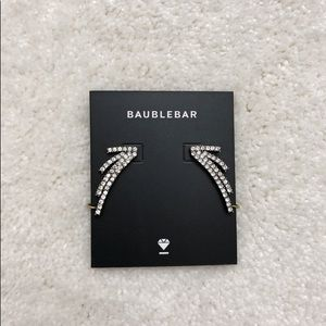 Baublebar ASTRID CRYSTAL CRAWLER EARRINGS